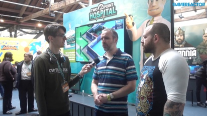 Two Point Hospital - Ben Huskins and Chris Knott Interview