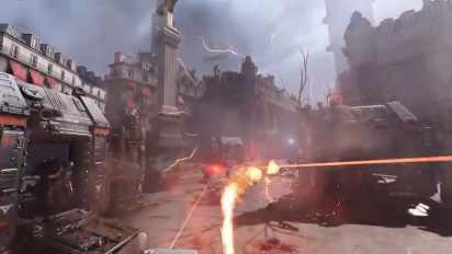 Wolfenstein: Cyberpilot (VR) - Offizieller E3-Ankündigungstrailer