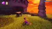 Spyro: Reignited Trilogy - E3 18 Gameplay