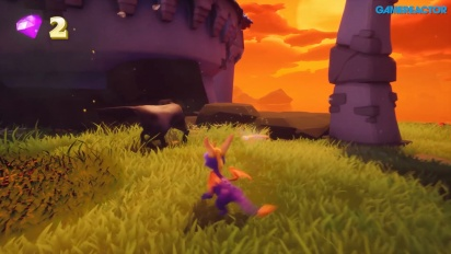 Spyro: Reignited Trilogy - E3 18 Gameplay
