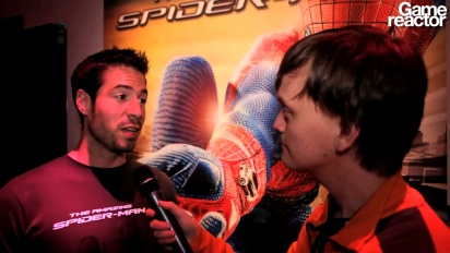 E3 12: The Amazing Spider-Man - Interview