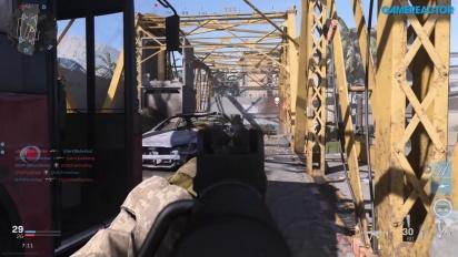 Call of Duty: Modern Warfare - Team-Deathmatch auf Euphrates Bridge (Gameplay)