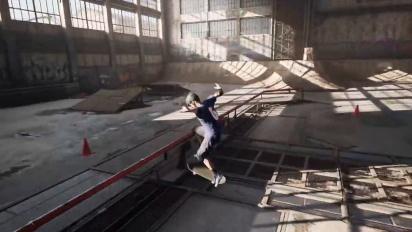 Tony Hawk's Pro Skater 1 and 2 - Warehouse Demo Trailer
