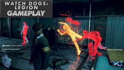 Watch Dogs: Legion - Eigenes Gameplay #1