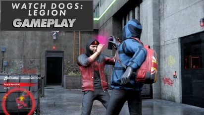 Watch Dogs: Legion - Eigenes Gameplay #2