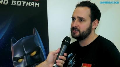 Lego Batman 3: Jenseits von Gotham - Interview Phillip Ring