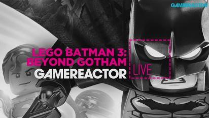 Lego Batman 3: Jenseits von Gotham - Livestream-Wiederholung