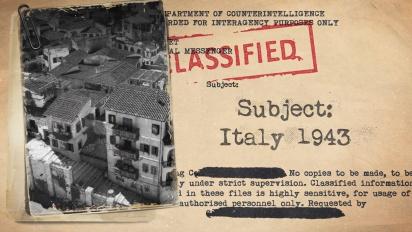 Sniper Elite 4 - Italy 1943 Story Trailer