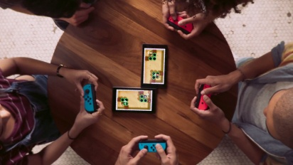 Super Mario Party - Reveal Trailer