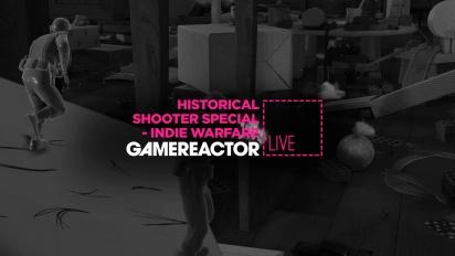Indie Warfare: Historische Shooter - Livestream-Wiederholung