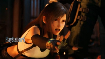 Final Fantasy VII: Remake - PS5 Features Video