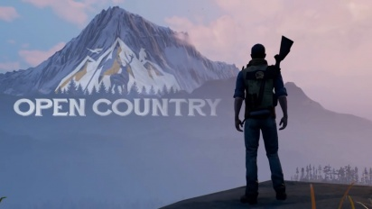 Open Country - Announcement Trailer
