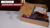 Deathloop - Unboxing-Video der Pressemappe