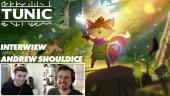 Tunic - Interview mit Andrew Shouldice