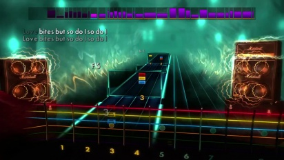 Rocksmith 2014 - Female lead songs pack Trailer