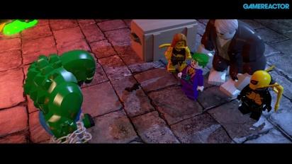 Lego Batman 3: Jenseits von Gotham - Die erste Stunde Gameplay auf der PS4