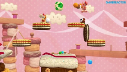 Let's Play - Yoshi's Woolly World - Welt 3-1 / 3-2 - Koop-Modus