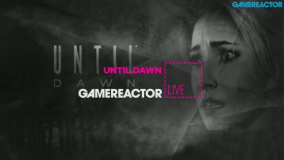 Until Dawn - Livestream-Wiederholung