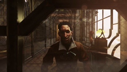 Dishonored 2 - Clockwork Mansion Gameplay Trailer (High Chaos)