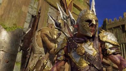 Middle-earth: Shadow of War - Marauder Tribe Trailer
