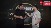 CWL Seattle - Interview Kevin Flynn