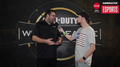 CWL Seattle - Interview Kevin Flynn