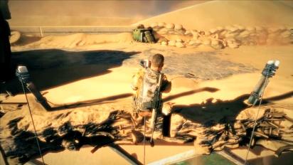 Spec Ops: The Line - Die ersten zehn Minuten Gameplay