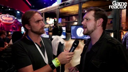 E3 12: Spec Ops: The Line - Interview Walt Williams