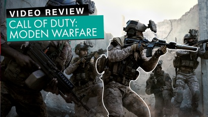 Call of Duty: Modern Warfare - Videokritik