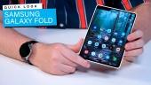 Samsung Galaxy Fold: Quick Look