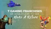 Sieben Gaming-Franchise, die wir uns zurückwünschen
