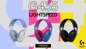 Logitech G435 Lightspeed Wireless Gaming Headset - Unboxing-Video