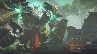 Everquest Next - Large Scale Destruction Trailer
