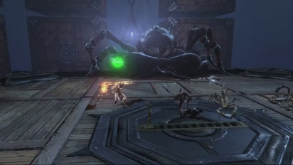 God of War: Ascension - Bad Ass Moments: Make it Rain Trailer
