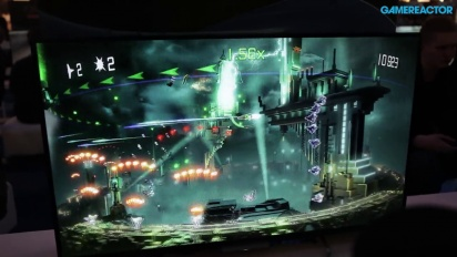 Resogun - Gameplay - Gamex