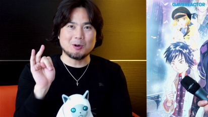 Tales of Xillia 2 - Interview Hideo Baba