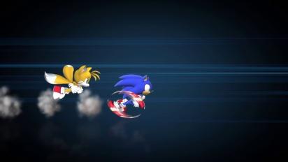 Sonic the Hedgehog 4: Episode II - Trailer