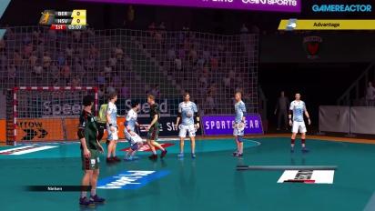 Handball 16 - Gameplay Xbox One - DKB Handball-Bundesliga - Füchse Berlin vs. HSV Handball