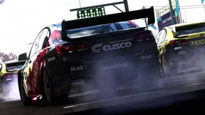 Grid Autosport - Mac and Linux – Launch Trailer