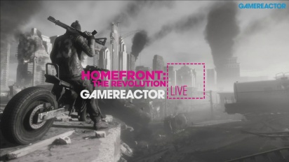 Homefront: The Revolution - Livestream-Wiederholung