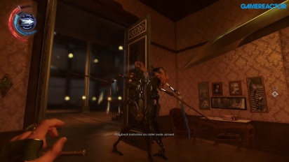 Dishonored 2 - Gameplay PC - Corvo befreit Solokov - Clockwork Mansion