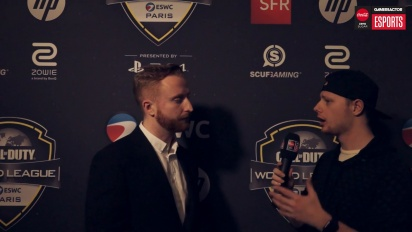 CWL Open Paris - Momo interview