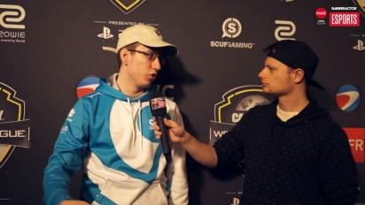 CWL Open Paris - ACHES interview