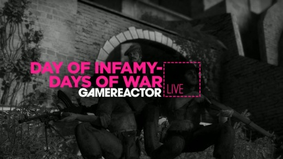 Day of Infamy - Livestream Replay