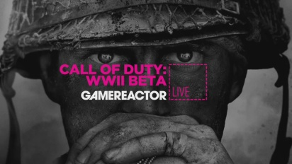 Call of Duty: WWII Closed Beta - Livestream-Replay