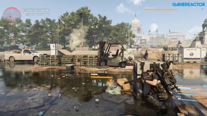 The Division 2 - E3 2018 - Exklusives Gameplay