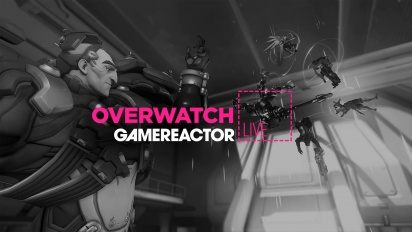 Overwatch auf Nintendo Switch - Livestream-Wiederholung
