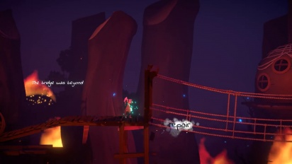 Lost Words: Beyond the Page - Stadia Launch Trailer