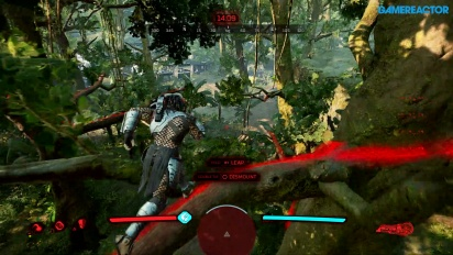 Predator: Hunting Grounds - Predator-Gameplay