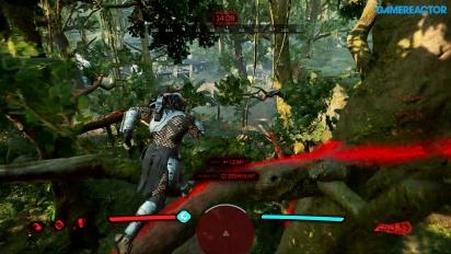 Predator: Hunting Grounds - Predator-Gameplay